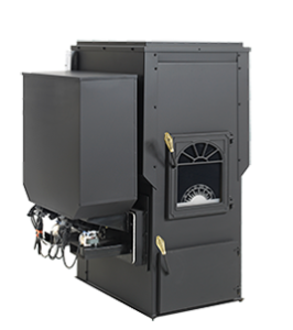 Hot Air Furnac by Alaska Stoves sold by Wilson Coal in Sussex County NJ