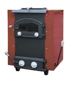 Coal Master 2100 manufactured by DS Stoves sold by Wilson Coal in Sparta NJ