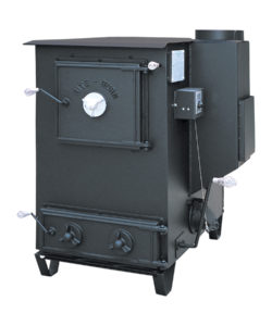 The Econo Riteburn 1624 manufactured by DS Stoves sold by Wilson Coal in Sparta NJ