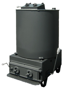 the 9158 Coal Boiler manufactured by DS Stoves sold by WIlson Coal in Sparta NJ