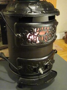 Chubby Coal Stoves sold by Wilson Coal in Sparta NJ