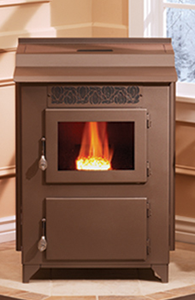 Gnome Stoves by Alaska sold by Wilson Coal in Sussex County NJ