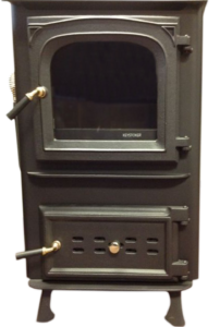 Hand-Fired Keystoker Stove sold by Wilson Coal in Sparta NJ