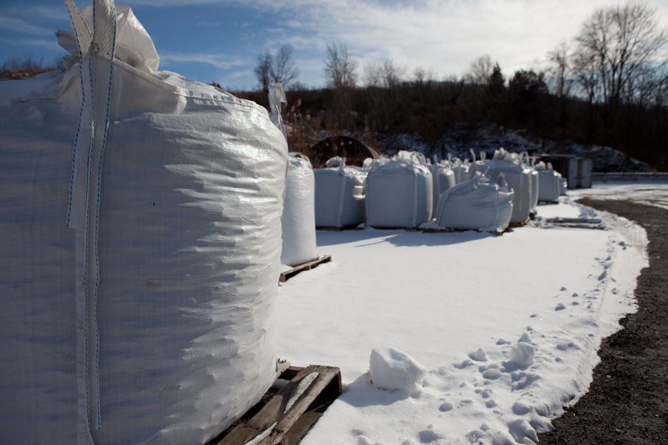 Pallets and Bags of Coal available for pickup or delivery from Wilson Coal in Northern NJ